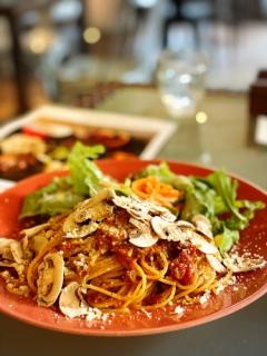 JINNAN CAFE(ジンナンカフェ)のパスタ