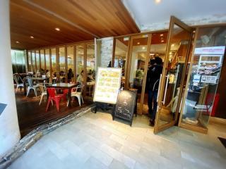 JINNAN CAFE(ジンナンカフェ)の外観