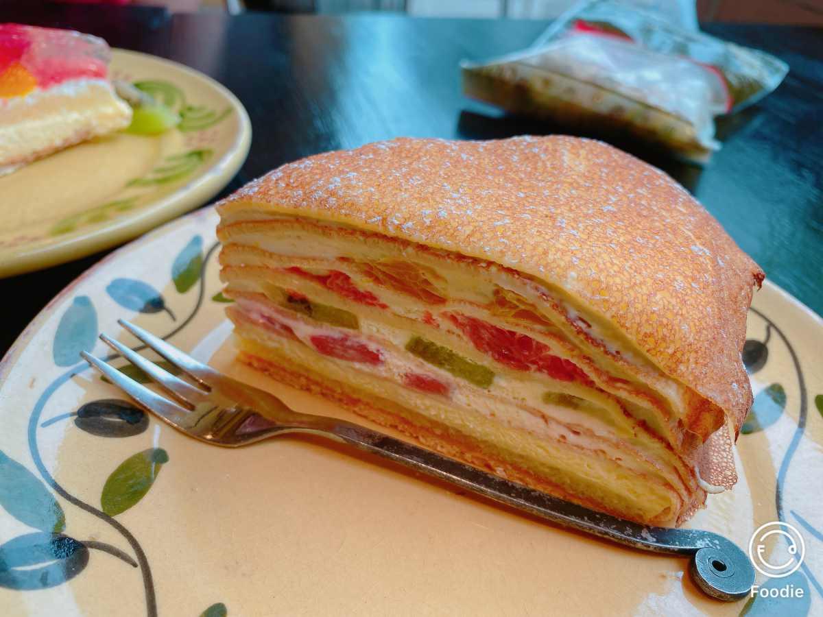 池袋駅近【ア・ラ・カンパーニュ】のケーキ