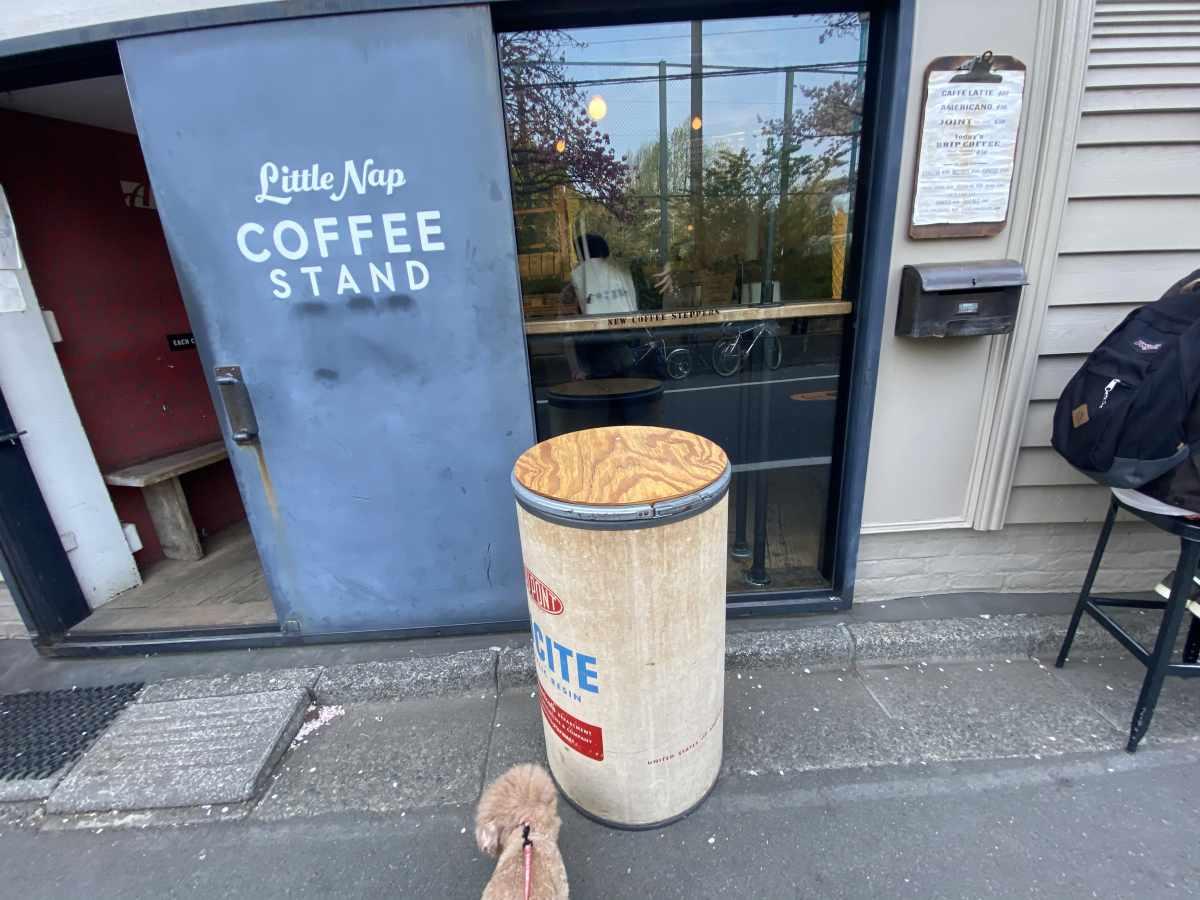 代々木公園 Little Nap COFFEE STAND