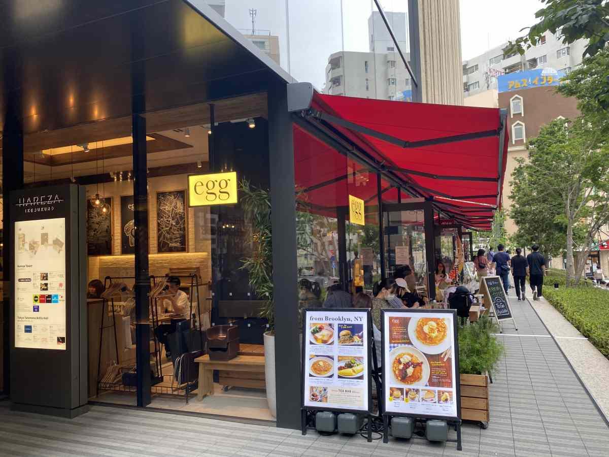 ハレザ池袋egg 東京